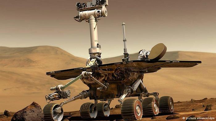 مسیر ۴۰ کیلومتری رباط فضایی فرصت در ماه ژوئن سال ۲۰۱۴ دلیلی برای جشن گرفتن یافت. این خودرو از زمان رسیدناش به کره مریخ در سال ۲۰۰۴ بدون توقف به تحقیقاتاش ادامه میدهد. این خودرو در ماه ژوئن ۴۰ کیلومتر را در کره مریخ پشت سر گذاشت. در ابتدا قرار بود رباط فرصت تنها یک کیلومتر در سطح کره مریخ حرکت کند.