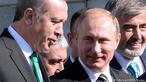 پوت اردوغان