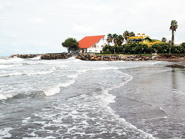 ساحل خواری